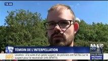 [Actualité] Un témoin raconte l'interpellation de l'auteur présumé de l'attaque de Levallois-Perret