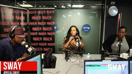 Part 2: Niecy Nash Talks Straying from the Norm and Self-Love on Sway In The Morning