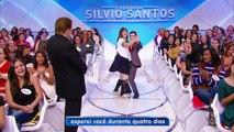Jogo das 3 Pistas | Programa Silvio Santos (18/06/17)