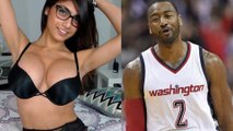 "Porn Star Mia Khalifa Uses Her Boobs to Give John Wall a ""Raise"" in 2K"
