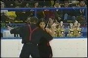 Lang & Tchernyshev (USA) 1998 Cup of Russia, Ice Dancing, Free Dance