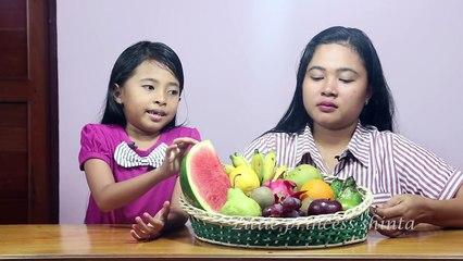 fruit challenge indonesia blindfolded fruit tester tebak nama buah