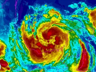 Tropical Storm Franklin could be season's first hurricane