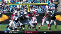 Thomas Davis Returns Carson Palmers Fumble for a TD! | Cardinals vs. Panthers | NFL
