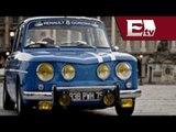 Expo de autos clásicos en la colonia Roma / Comunidad