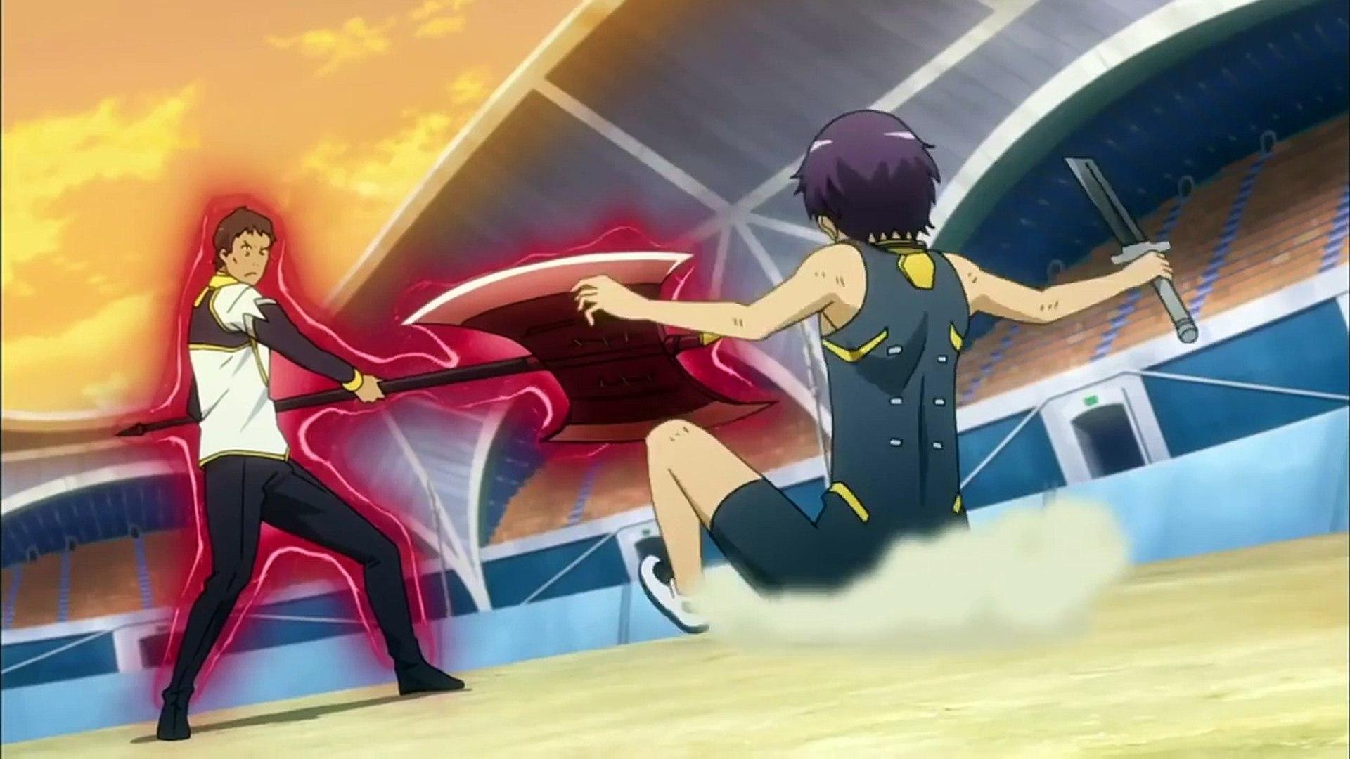Seiken Tsukai No World Break Amv Beginning Again Video