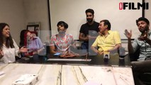 Mohsin Abbas Haider's Rap Song Featuring Hania Amir And Fahad Mustafa