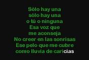 Luis Miguel - O Tu O Ninguna (Karaoke)