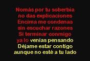 Vicente Fernandez - Me Voy A Quitar De En Medio (Karaoke)