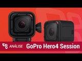 GoPro HERO4 Session [Análise] - TecMundo