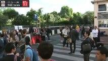 パリ郊外で兵士に車突っ込む テロ可能性も|ニュース 動画 News24h