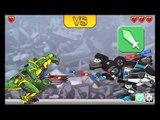 Best android games   Tarbo Cops - Combine Dino Robot Kids Games