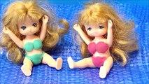 ドラえもん おもちゃ アニメ パンツどろぼう! しずかちゃんやリカちゃんの女の子下着を盗んで警察に逮捕!! メルちゃん ミキちゃんマキちゃん 子供向け 人形 人気 ここなっちゃん
