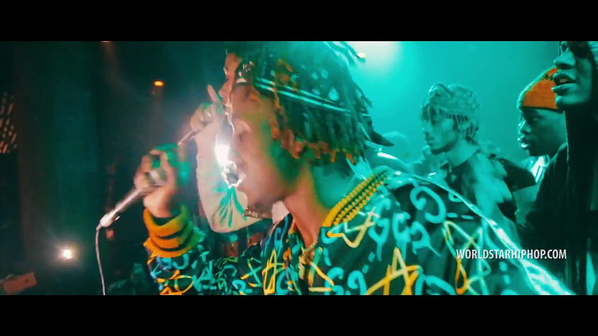 Jay Critch Bottom Line (WSHH Exclusive - Official Music Video)