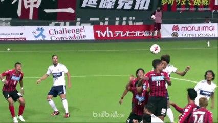 Highlight: Consadole Sapporo 0-2 Yokohama F. Marinos