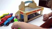 Les meilleures apprentissage vidéo pour enfants jouer avec jouet des voitures pour enfants Apprendre les couleurs compte avec gène
