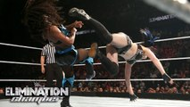 Nikki Bella vs Paige vs Naomi - Triple Threat match for the WWE Divas Championship - WWE Elimination Chamber 2015 - Paige vs Naomi vs Nikki Bella Elimination Chamber 2015 - WWE