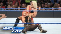Becky Lynch vs. Alexa Bliss: SmackDown Live, Aug. 23, 2016 - Alexa Bliss vs Becky Lynch - WWE