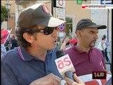 TG 25.06.10 Sciopero Cgil, tutti in piazza anche a Bari