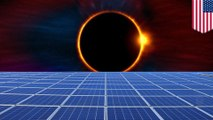Solar power failure: Great American Eclipse will cause massive loss in energy production - TomoNews