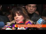 Verónica Castro y las declaraciones de Cristian