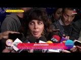 Verónica Castro conmovida por teatro que llevará su nombre | Sale el Sol