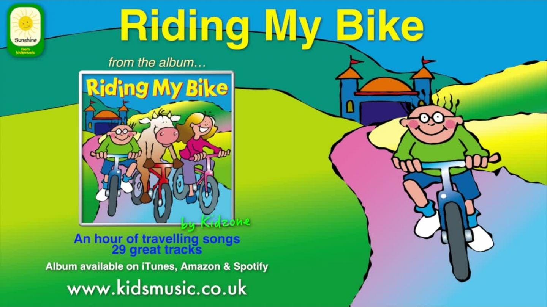 Kidzone – Riding My Bike