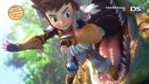 Monster Hunter Stories - Bande-annonce vue d'ensemble