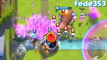 Funny Moments & Glitches & Fails _ Clash Royale Montage #12