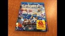 Critique du film Les Schtroumpfs : Le village perdu (Smurfs: The Lost Village) en format Blu-ray