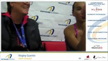 Championnats québécois d'été 2017 / Juvénile Dames moins de 14 ans Glace 3 (10)