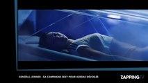 Kendall Jenner ultra sexy dans la dernière campagne d'Adidas (Vidéo)