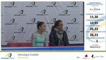 Championnats québécois d'été 2017 / Pré-Novice Dames Prog. court Gr. 4