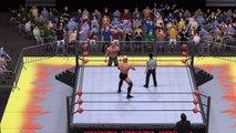 WWE 2K17 Sid Vicious vs Sycho Sid