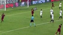 Edin Dzeko Goal - Sevilla vs Roma 2-1