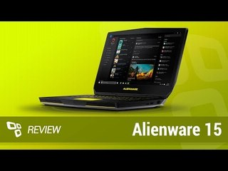Notebook Alienware 15 [Review] - TecMundo