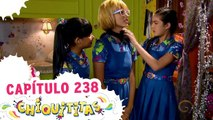 Chiquititas - 10.08.17 - Capítulo 238 - Completo