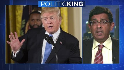 Dinesh D'Souza: Democratic left are the 'real' fascists in US -- not Trump