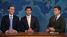 SNL Weekend Update Eric and Donald Trump Jr. on Their Summer So Far - SNL