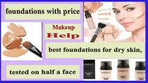 Foundation For Dry Skin - Foundation, Concealer & Blush best foundation for dry skin 2017