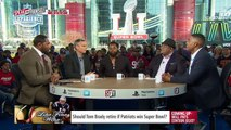 Tom Brady should not retire if the Patriots win Super Bowl LI | SPEAK FOR YOURSELF