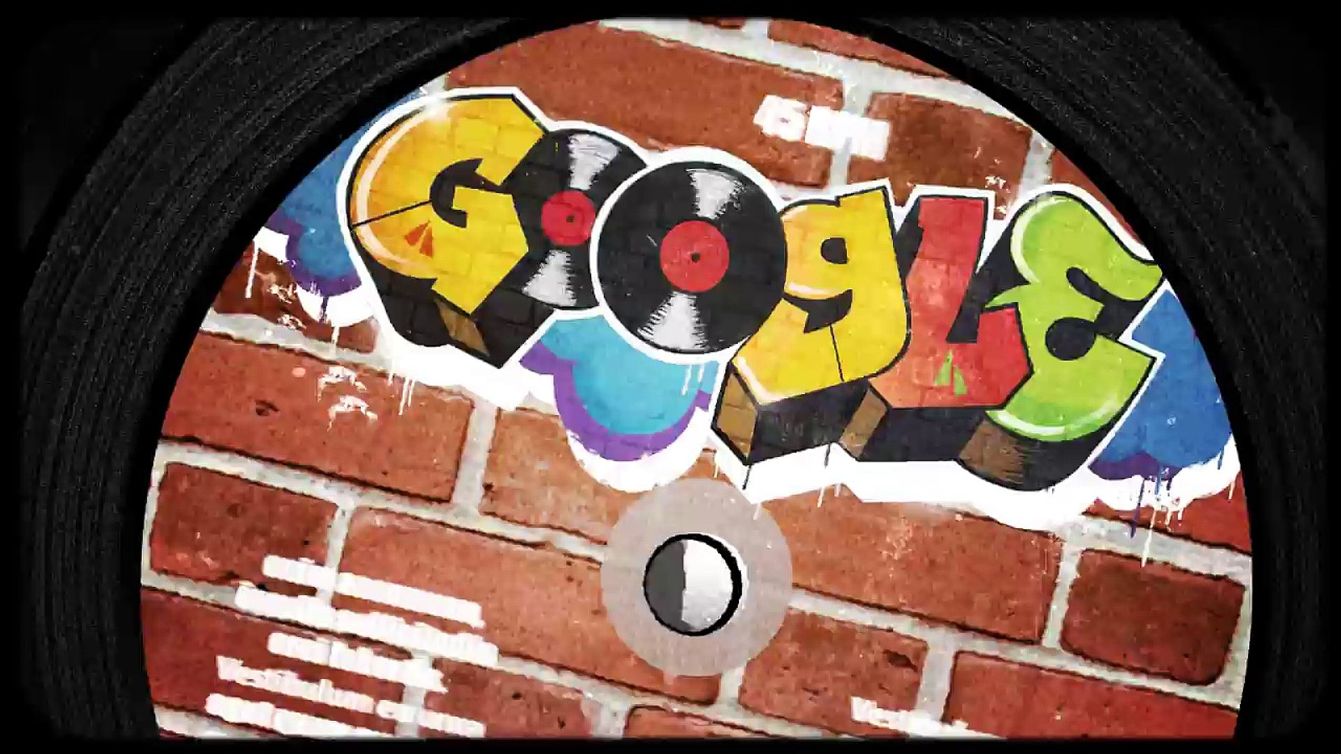Today's Google celebrate 44th Anniversary of the Birth of Hip Hop