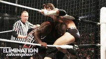 Ryback vs Sheamus vs R-Truth vs King Barrett vs Dolph Ziggler vs Mark Henry - Elimination Chamber match for WWE Intercontinental Championship - Elimination Chamber 2015 - Mark Henry vs Sheamus vs Ryback vs R-Truth vs King Barrett vs Dolph Ziggler - WWE