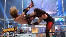 The Undertaker vs Edge - Hell in a Cell match - SummerSlam (2008) - Edge vs The Undertaker - WWE