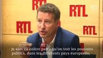 """Yannick Jadot : le modèle soutenu transforme """"notre patrimoine gastronomique en malbouffe low cost"""""""