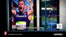 Mondiaux d'athlétisme - Décathlon : Kevin Mayer vise l'or, revivez son concours des JO de Rio en 2016 (vidéo)
