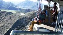 La plus grande balançoire du monde : 300 mètres de haut en Nouvelle-Zélande