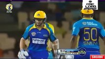 CPL T20 2017 Match 8 Highlights - St Lucia Stars vs Barbados Tridents HD