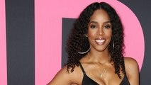 Kelly Rowland Works Out With Beyonce And Jay-Z