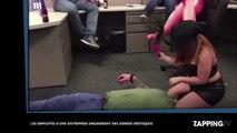 Etats-Unis : Sexe, drogues et alcool, les dessous chocs des soirées d'une entreprise (vidéo)